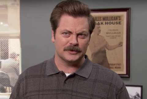 The Best Ron Swanson Quotes About Drinking - Thrillist