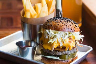 huxley burger