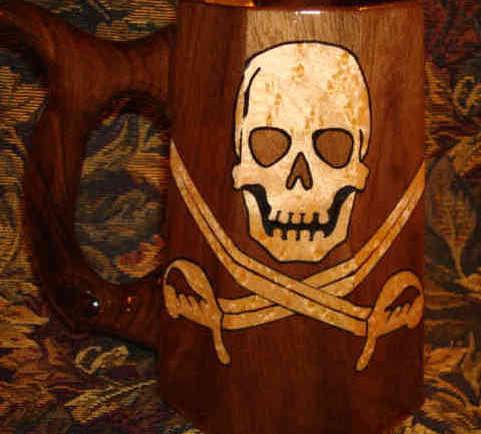 Captain Jack\'s Mug