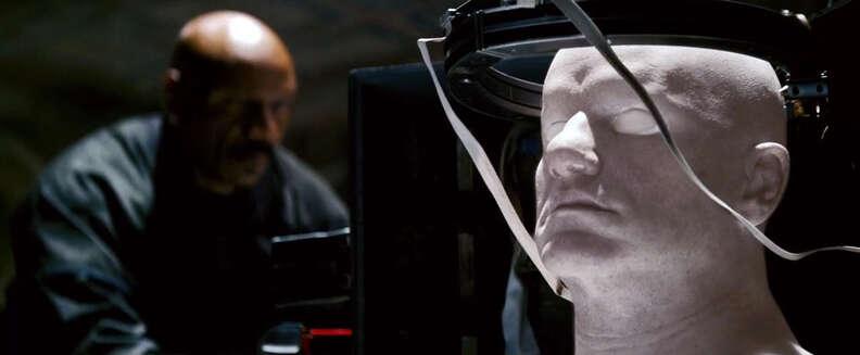 The Mask-Maker