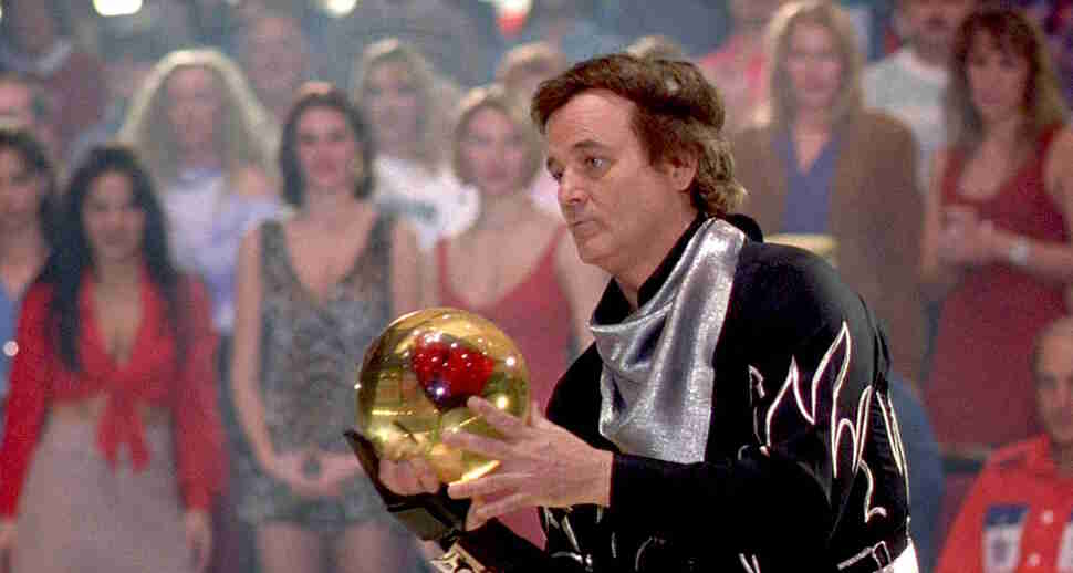 rose bowling ball kingpin - best movie props