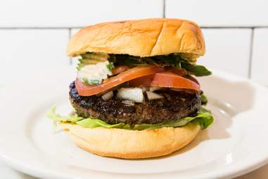 Whitman's Upstate Burger