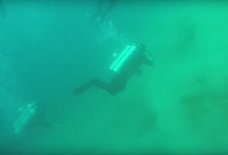 Diver's Terrifying Video Shows What a Major Earthquake Looks Like Underwater