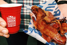 This Festival With Unlimited Bacon and Beer Might Just Be Heaven
