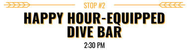 Happy Hour Dive Bar
