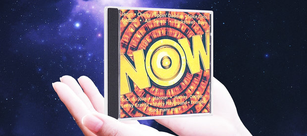 'Now That's What I Call Music' Albums Still Exist, and This Lucky Guy Picks the Songs