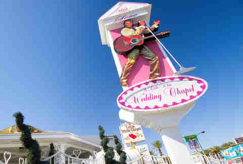 vegas wedding chapel