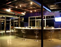 Bar at Indigo Bar and Lounge in Atlanta