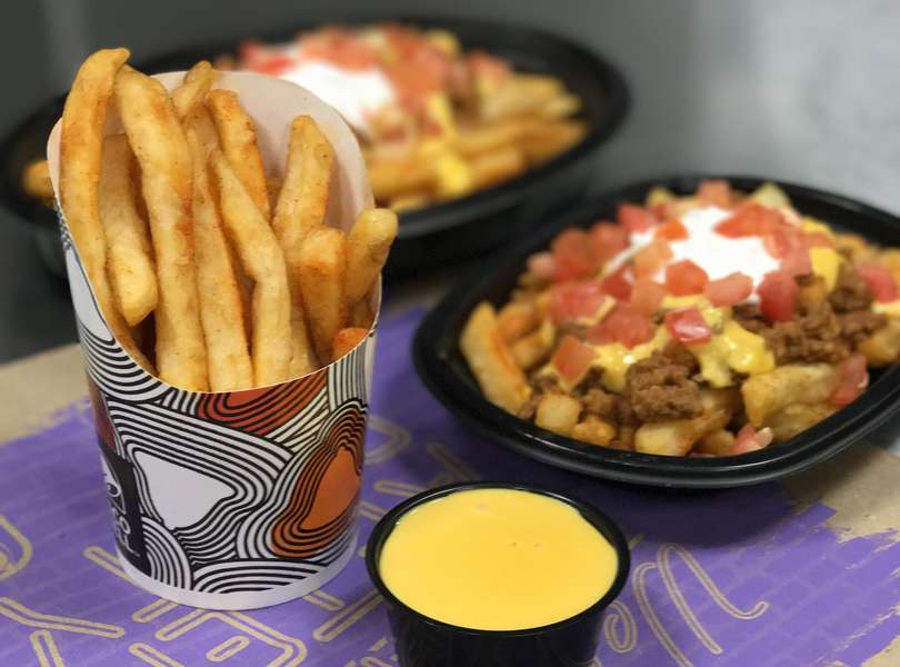 Nacho Fries Taco Bell Canada