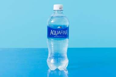 Aquafina smartwater bottle ranking drinking hydration