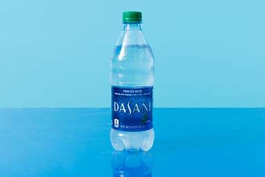 Dasani bottle ranking drinking hydration