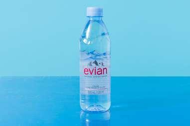 evian bottle ranking drinking hydration