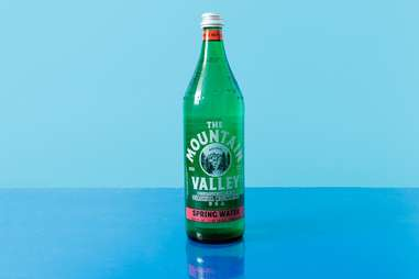 Mountain Valley Spring Water bottle ranking drinking hydration