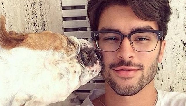 Image result for hot dudes with glasses instagram account