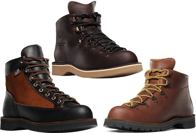 Danner's New Stumptown Boots - Own - Thrillist Portland
