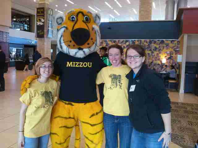 Missouri Tigers for Tigers