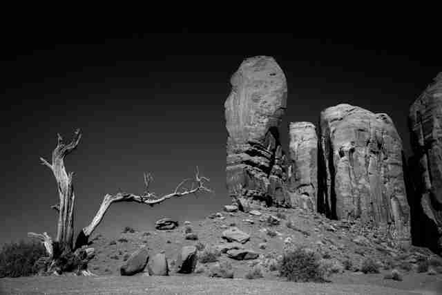 9318-Monument Valley, Arizona USA 2014 © Laurent Baheux