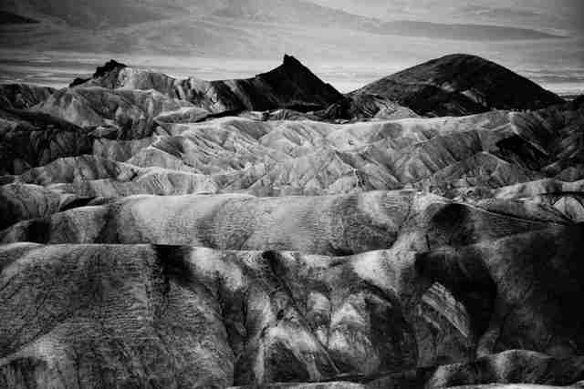3389-Zabriskie Point-Death Valley-California, USA 2014 © Laurent Baheux