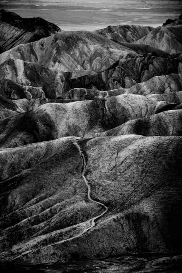 3417-Zabriskie Point, Death Valley National Park, USA 2014 © Laurent Baheux