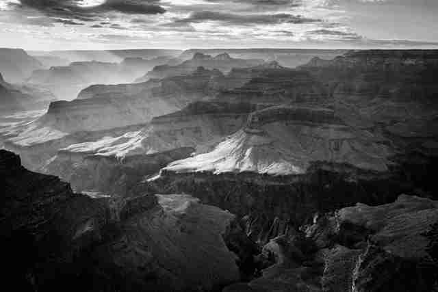 4239-Grand Canyon, Arizona, USA 2014 © Laurent Baheux
