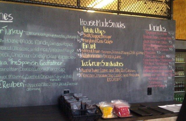 A new sandwich shop from a <em>Top Chef</em> winner