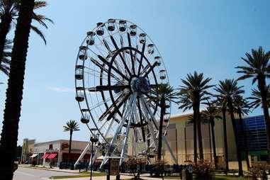 Ferris Wheel Orange Beach