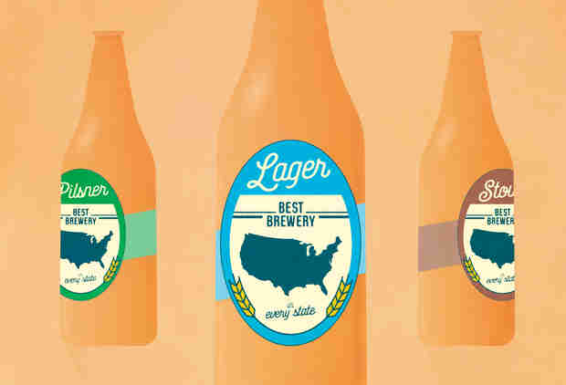 The Best Craft Brewery in Every State