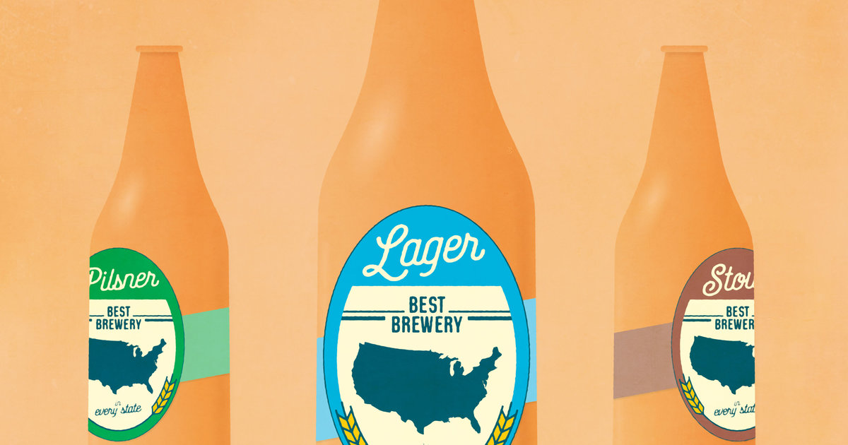 Best Craft Beer Brewery in Every US State - Thrillist