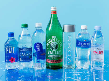 bottled water ranking