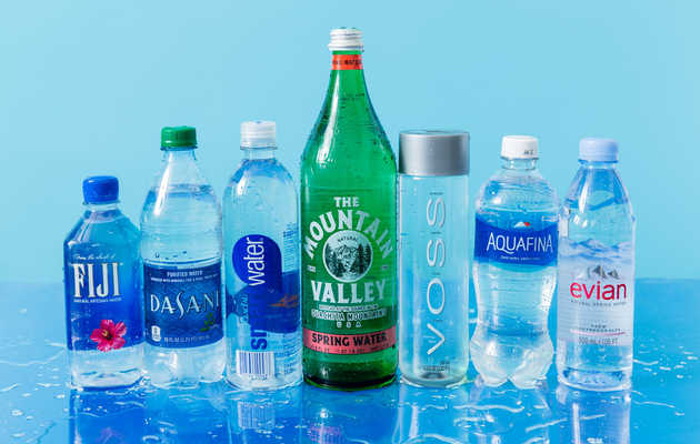 The Most Popular Bottled Waters, Ranked