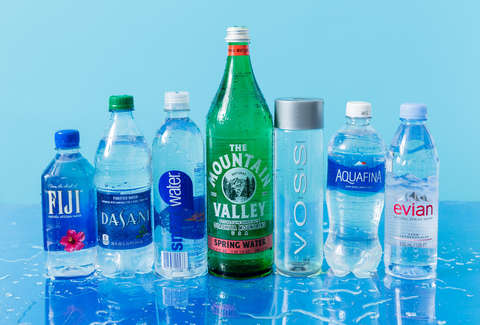 best bottled water brands to drink taste tested and ranked thrillist