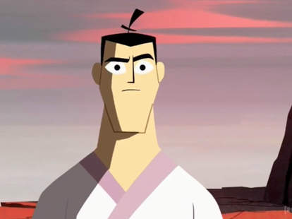 Samurai Jack got his sword back in season 5 episode 7