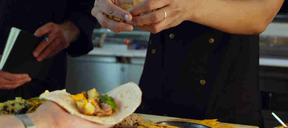 You Can Get Reservations for Free Dinner in Taco Bell's Insane Test Kitchen