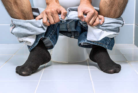 Here's How Long It Should Take You to Poop - Thrillist