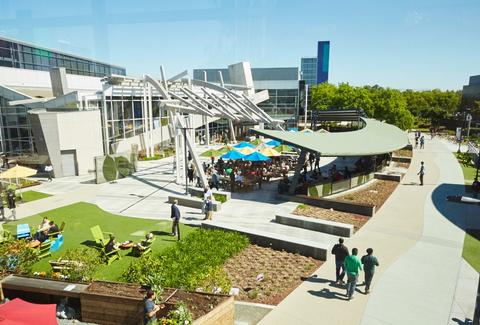 googleplex in mountainview