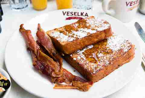 Veselka East Village brunch