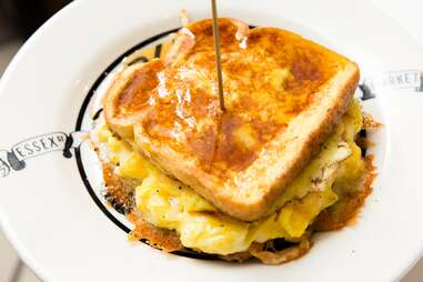 Shopsins Grilled Cheese French Toast