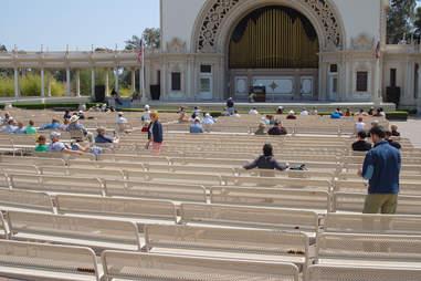 balboa park concert
