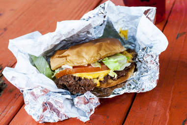 The Worx Burger