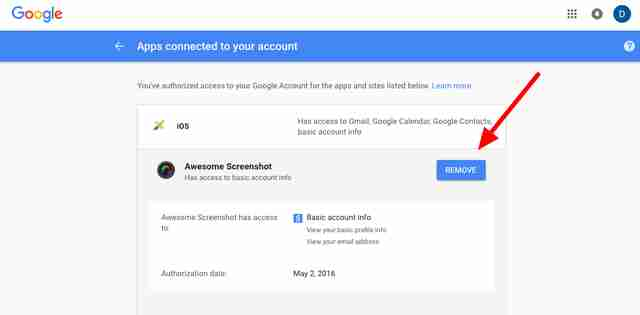 gmail phishing scam