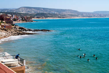 Taghazout, Morocco