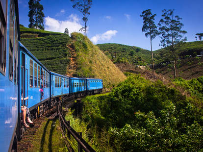 the world's most epic train journeys