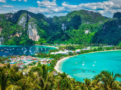 the world's most beautiful beach cities