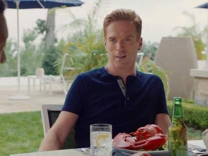 Billions Showtime Food Lobster