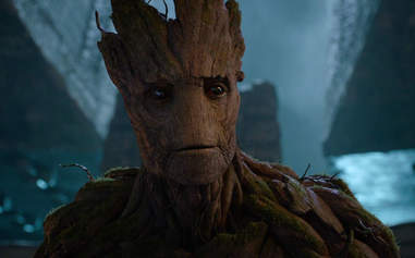 groot teenager guardians of the galaxy 2