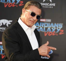 stallone guardians of the galaxy after credits