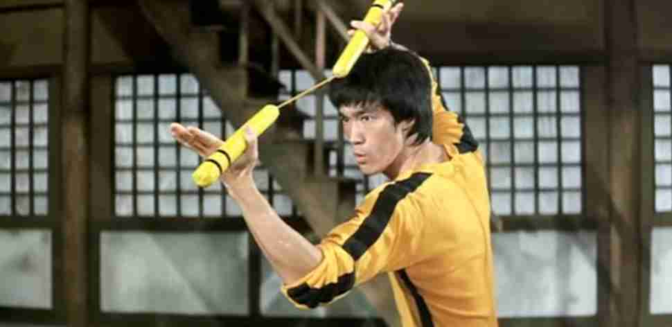 the nunchaku