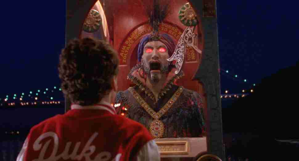 the zoltar machine