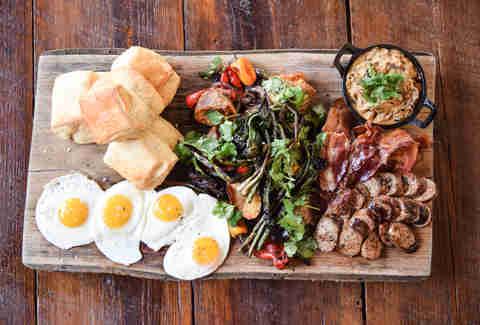 best brunch in atlanta restaurants with brunch menus worth rh thrillist com saturday brunch restaurants atlanta Breakfast Buffet Brunch