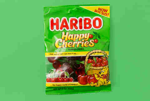 Happy Cherries Haribo